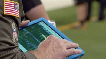 Microsoft Surface TV Spot, 'NFL Sidelines: Chiefs vs. Raiders' - Thumbnail 3