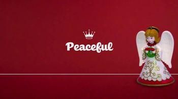 Hallmark Keepsake Ornaments TV Spot, 'Hallmark Channel: Heirloom Angels' - Thumbnail 2