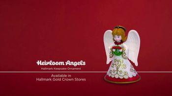 Hallmark Keepsake Ornaments TV Spot, 'Hallmark Channel: Heirloom Angels' - Thumbnail 5