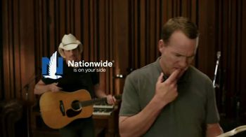 Nationwide Insurance TV Spot, 'Peyton's Lyrics' Featuring Brad Paisley - Thumbnail 10