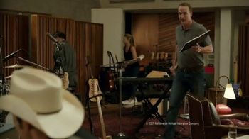 Nationwide Insurance TV Spot, 'Peyton's Lyrics' Featuring Brad Paisley - Thumbnail 2