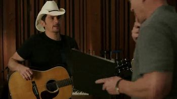 Nationwide Insurance TV Spot, 'Peyton's Lyrics' Featuring Brad Paisley - Thumbnail 3