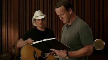 Nationwide Insurance TV Spot, 'Peyton's Lyrics' Featuring Brad Paisley - Thumbnail 9