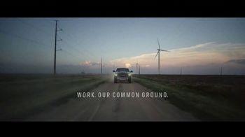 Ram Trucks TV Spot, 'America's Work Song' Song by Agnes Obel - Thumbnail 10