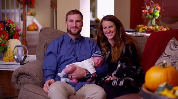 Bose TV Spot, 'Family and Football' Featuring Kirk Cousins - Thumbnail 9