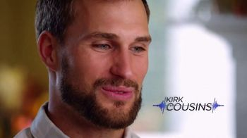 Bose TV Spot, 'Family and Football' Featuring Kirk Cousins - Thumbnail 3