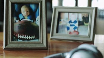 Bose TV Spot, 'Family and Football' Featuring Kirk Cousins - Thumbnail 7