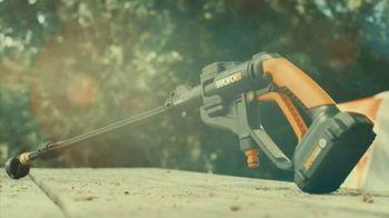 Worx Hydroshot TV Spot, 'For Tasks Outdoors' - Thumbnail 1