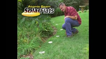 Atomic Beam Solar Flats TV Spot, 'Out of the Way'