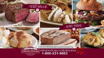 Omaha Steaks Favorite Gift Package TV Spot, 'Family and Friends' - Thumbnail 9