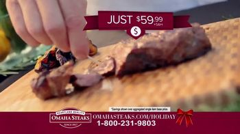 Omaha Steaks Favorite Gift Package TV Spot, 'Family and Friends'