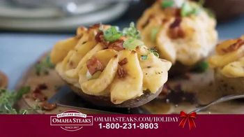 Omaha Steaks Favorite Gift Package TV Spot, 'Family and Friends' - Thumbnail 5