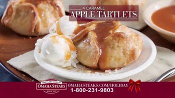 Omaha Steaks Favorite Gift Package TV Spot, 'Family and Friends' - Thumbnail 6