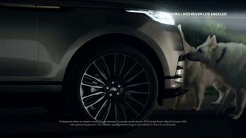 Land Rover Range Rover Velar TV Spot, 'Respect'