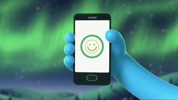 Cricket Wireless Unlimited 2 Plan TV Spot, 'Holiday Magic: Two Lines' - Thumbnail 1