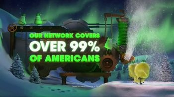 Cricket Wireless Unlimited 2 Plan TV Spot, 'Holiday Magic: Two Lines' - Thumbnail 8