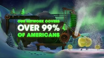 Cricket Wireless Unlimited 2 Plan TV Spot, 'Holiday Magic: Two Lines' - Thumbnail 9