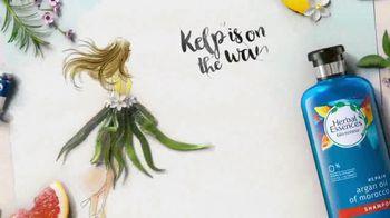 Herbal Essences bio:renew TV Spot, 'Animate Lifeless Hair'