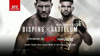 UFC Fight Pass TV Spot, 'Bisping vs Gastelum' - Thumbnail 10