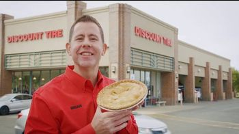 Discount Tire TV Spot, 'Thanksgiving Deals on Tires and Wheels' - 18 commercial airings