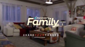 Hasbro TV Spot, 'Discovery Family: Share Your Thanks' - Thumbnail 9
