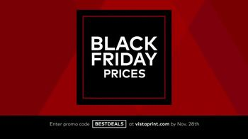 Vistaprint Black Friday & Cyber Monday Deals TV Spot, 'Won't Last Long' - Thumbnail 10