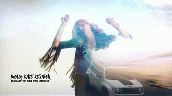 Jeep Renegade TV Spot, 'Release Your Renegade' Feat. Halsey, Chloe Nixon [T1] - Thumbnail 5