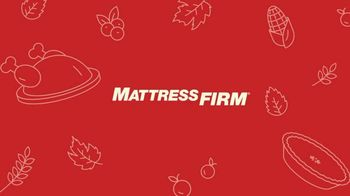 Mattress Firm Sleep-Giving Sale TV Spot, 'Thanksgiving Day: Sonos One'