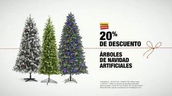 The Home Depot Black Friday Savings TV Spot, 'Árboles de Navidad' [Spanish] - Thumbnail 10