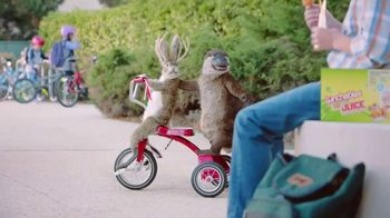 Lunchables With 100% Juice Chicken Popper Kabobbles TV Spot, 'DMV' - 547 commercial airings