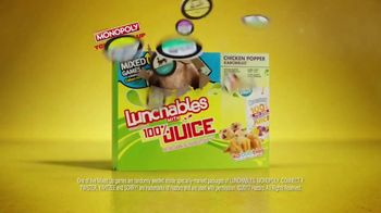 Lunchables With 100% Juice Chicken Popper Kabobbles TV Spot, 'DMV' - Thumbnail 10