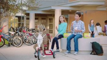 Lunchables With 100% Juice Chicken Popper Kabobbles TV Spot, 'DMV' - Thumbnail 9