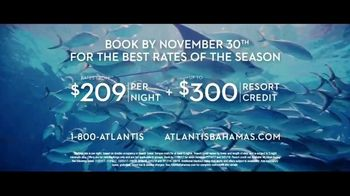 Atlantis TV Spot, 'Bahamas at Heart: November' - Thumbnail 7