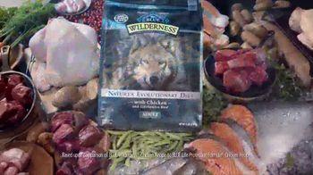 Blue Buffalo BLUE Wilderness TV Spot, 'Wolf Pack' - Thumbnail 7