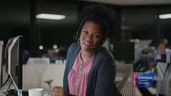 American Cancer Society TV Spot, '24/7 Helpline' - Thumbnail 9