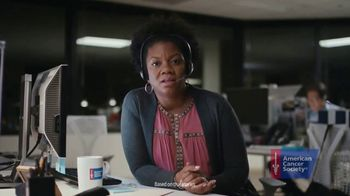 American Cancer Society TV Spot, '24/7 Helpline' - Thumbnail 2