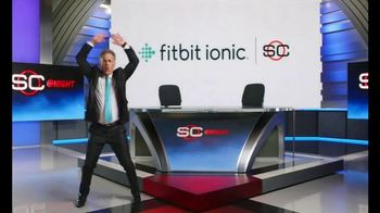 Fitbit Ionic TV Spot, 'ESPN: Game Changer' Featuring Neil Everett - 11 commercial airings