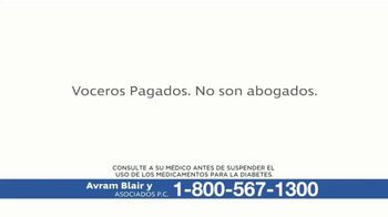Avram Blair & Associates TV Spot, 'Invokana y Invokament' [Spanish] - Thumbnail 1