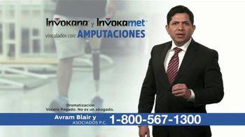 Avram Blair & Associates TV Spot, 'Invokana y Invokament' [Spanish]