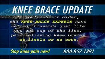 Pain Free Hotline TV Spot, 'Medical Update: Knee Brace'