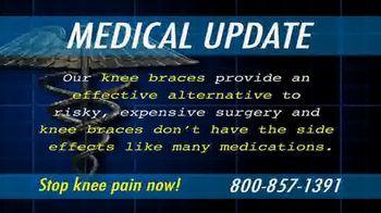 Pain Free Hotline TV Spot, 'Medical Update: Knee Brace' - Thumbnail 3
