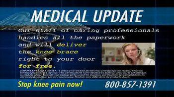 Pain Free Hotline TV Spot, 'Medical Update: Knee Brace' - Thumbnail 5