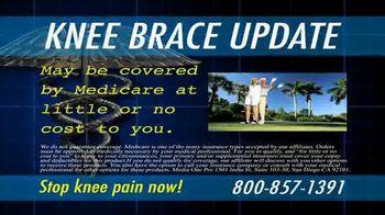 Pain Free Hotline TV Spot, 'Medical Update: Knee Brace' - Thumbnail 6