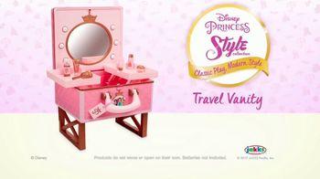 Disney Princess Style Travel Vanity TV Spot, 'Beauty Fun for You' - Thumbnail 10