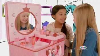 Disney Princess Style Travel Vanity TV Spot, 'Beauty Fun for You'