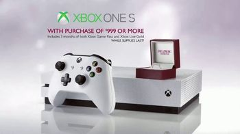 Helzberg Diamonds TV Spot, 'Holiday Xbox Offer: Outside the Box'