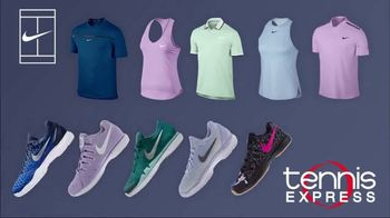Tennis Express TV Spot, 'Nike Holiday Tennis Apparel and Footwear' - Thumbnail 2