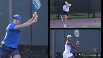 Tennis Express TV Spot, 'Nike Holiday Tennis Apparel and Footwear' - Thumbnail 3