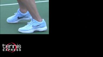 Tennis Express TV Spot, 'Nike Holiday Tennis Apparel and Footwear' - Thumbnail 4