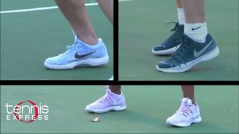 Tennis Express TV Spot, 'Nike Holiday Tennis Apparel and Footwear' - Thumbnail 5